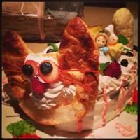 チシャネコケーキ