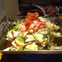 ダッカルビ鍋