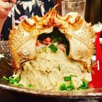 カニ味噌ポテトサラダ
