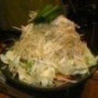 汁なし韓国風牛もつ鍋
