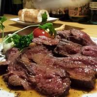 お肉のタリアータとても美味しかったです。また是非利用させて頂きます。