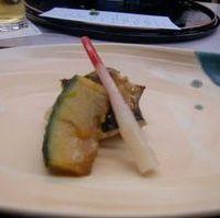 メバルの梅醤油焼き