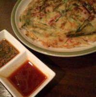 チヂミ各種(韓国のお好み焼き)