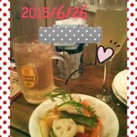 自家製鎌倉野菜のピクルス