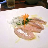 特選鮮魚のカルパッチョ