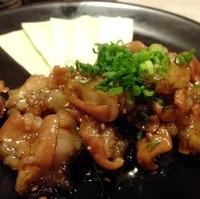 牛もつ焼肉松井のタレ炒め
