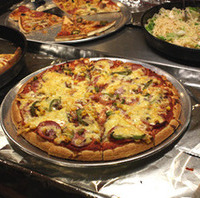 PIZZA食べ放題コース