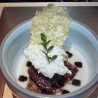 神戸牛の一根三菜の極旨煮