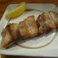 豚バラ串焼き