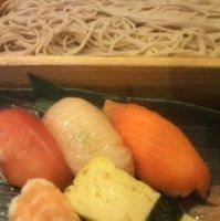 江戸前蕎麦セット