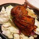 タンドーリチキン(Full Leg) Tandoori Chicken