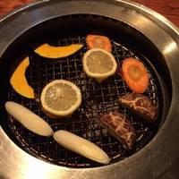 海鮮焼と旬菜焼