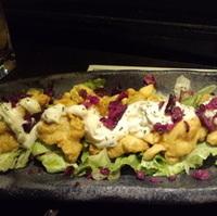 地鶏の南蛮揚げ タルタルソース