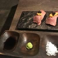 牛肉寿司のエンペラー