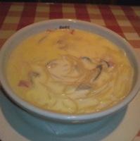 ギリシャのスープスパゲッティー