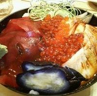 ヅケ・穴子丼
