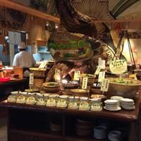 沖縄菜園ビュッフェ カラカラあしびなー店