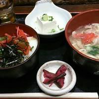 沖縄そば&ラフテー飯