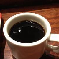 ランチサービスのコーヒー(ホット)