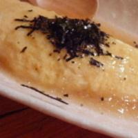 明太チーズオムレツ