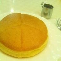 ホットケーキセット