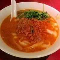 陳式坦々刀削麺