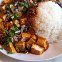 麻辣豆腐飯