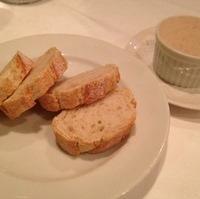 自家製パン&リエット