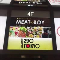 肉バル MEAT BOY N.Y(ミートボーイ ニューヨーク)仙台駅前店
