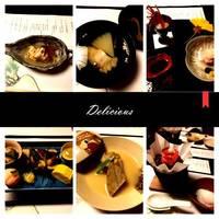 懐石コース「はなしだれ」冬の旬の味覚の京料理 全10品