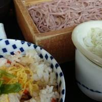 <季節の蕎麦>香りおろし蕎麦