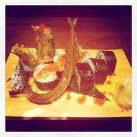 天婦羅寿司