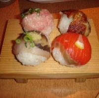 てまり寿司