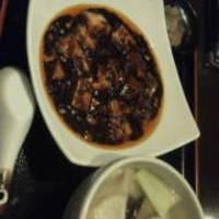 本格的四川麻婆豆腐
