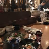 三種の塩で喰う 写楽豆腐