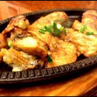 海鮮鉄板焼