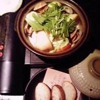 ベーコンとアサリのチャウダー鍋