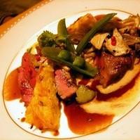 仏牛のフィレステーキ