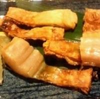 ギャングスターの醤油焼き(ウツボ)