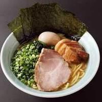 太麺4点盛り