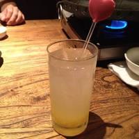 柚子マッコリ