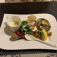 第二の前菜