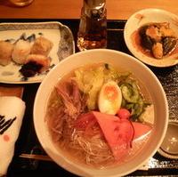 ¥1,000ランチ  和風冷麺セット
