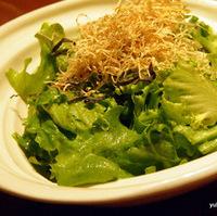 ラウシップの昆布サラダ