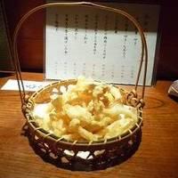 白魚のチーズ揚げ