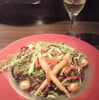 色野菜のRabyサラダ