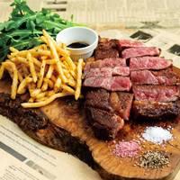 熟成和牛ステーキ