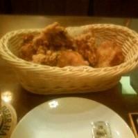 乙女鶏の唐揚