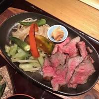 仙台牛のカルパッチョ