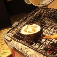 ハマグリ焼き